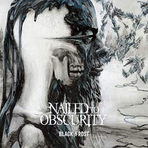 NAILED TO OBSCURITY - BLACK FROST (LP)