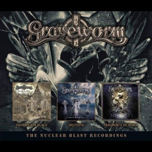 GRAVEWORM - NUCLEAR BLAST RECORDINGS (3CD)