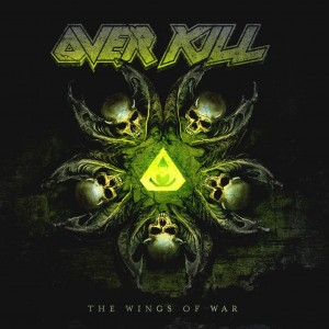 OVERKILL - THE WINGS OF WAR (2LP)