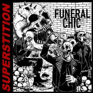 FUNERAL CHIC - SUPERSTITION (CD)