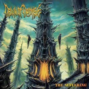 DAWN OF DEMISE - THE SUFFERING (CD)