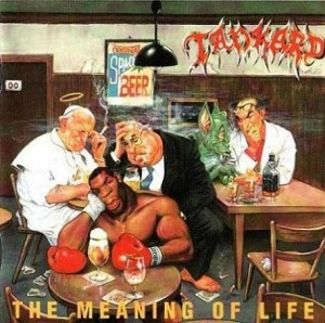 TANKARD - THE MEANING OF LIFE (CD DIGIPACK)