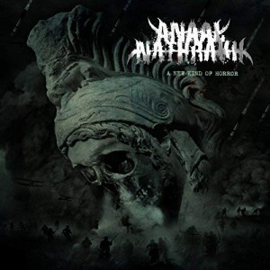 ANAAL NATRAKH - A NEW KIND OF HORROR (LP)