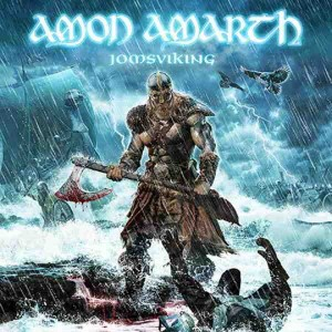 AMON AMARTH - JOMSVIKING (LP 180g)