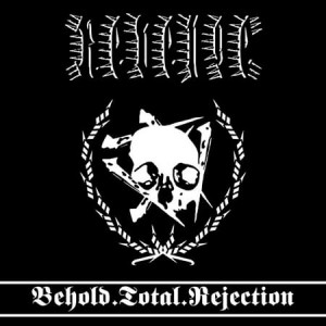 REVENGE - BEHOLD. TOTAL. REJECTION. (CD DIGIPACK + PATCH)