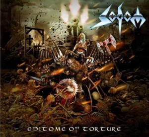 SODOM - EPITOME OF TORTURE (CD DIGIPACK)