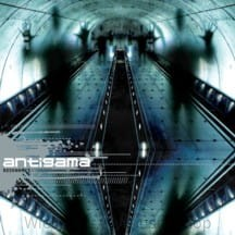 ANTIGAMA - RESONANCE (LP GREEN SPLATTER VINYL LIMIT 800 COPIES)