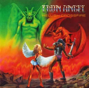 IRON ANGEL - HELLISH CROSSFIRE (CD)