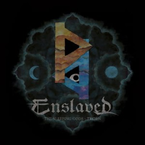 ENSLAVED - THE SLEEPING GODS-THORN (CD DIGIPACK)