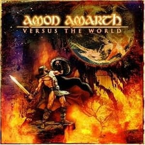 AMON AMARTH - VERSUS THE WORLD (LP 180g)