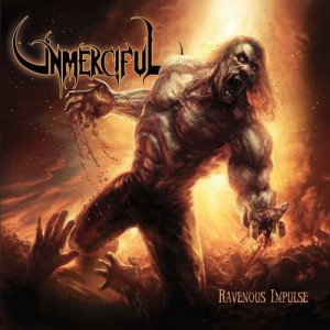 UNMERCIFUL - RAVENOUS IMPULSE (CD)