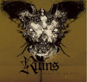 RUINS - PLACE OF NO PITY (CD)