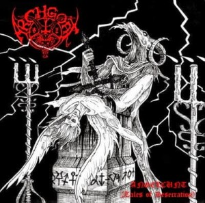ARCHGOAT - ANGELCUNT (TALES OF DESECRATION) (CD DIGIPACK)