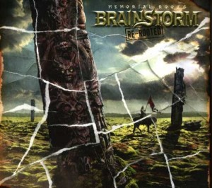 BRAINSTORM - MEMORIAL ROOTS (RE-ROOTED) (CD)