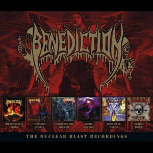 BENEDICTION - NUCLEAR BLAST RECORDINGS (6CD)