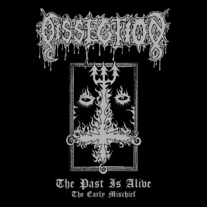 DISSECTION  - THE PAST IS ALIVE (THE EARLY MISCHIEF) (CD DIGIPACK)