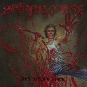 CANNIBAL CORPSE - RED BEFORE BLACK (CD)