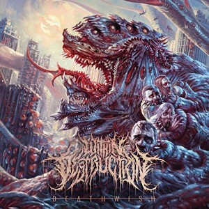 WITHIN DESTRUCTION - DEATHWISH (CD)