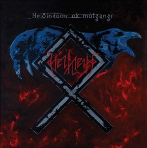 HELHEIM - HEIDINDOMR OT MOTGANGR (LP GATEFOLD LIMIT 444 COPIES)