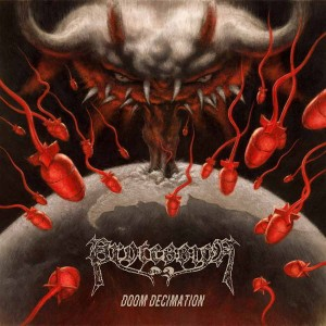 PROCESSION - DOOM DECIMATION (CD)