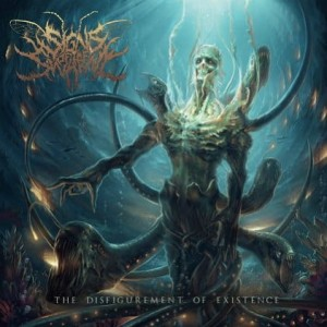 SIGNS OF THE SWARM - THE DISFIGUREMENT OF EXISTENCE (CD)