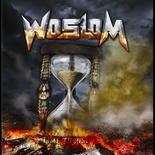 WOSLOM - TIME TO RISE (CD)