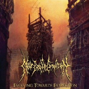 NEAR DEATH CONDITION - EVOLVING TOWARDS EXTINCTION (CD)