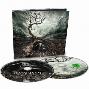 KATAKLYSM - MEDITATIONS (CD+DVD DIGIPACK)