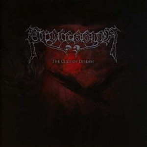 PROCESSION - THE CULT OF DISEASE (CD)