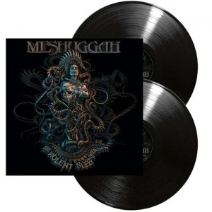 MESHUGGAH - THE VIOLENT SLEEP OF REASON (LP)