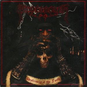 PROCESSION - DESTROYERS OF THE FAITH (CD)