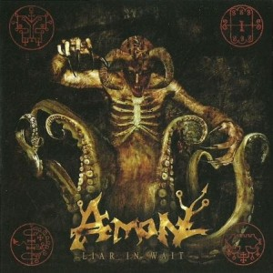 AMON - LIAR IN WAIT (CD)
