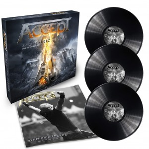 ACCEPT - SYMPHONIC TERROR LIVE AT WACKEN 2017 (3LP BOX)