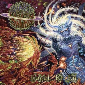 RINGS OF SATURN - LUGAL KI EN (CD)