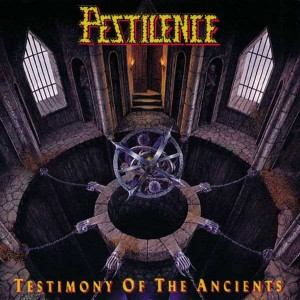 PESTILENCE - TESTIMONY OF THE ANCIENTS (LP 180g)