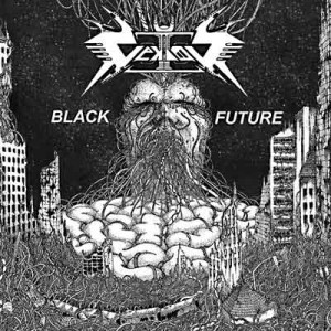 VEKTOR - BLACK FUTURE (CD)