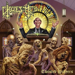GRUESOME - TWISTED PRAYERS (CD)