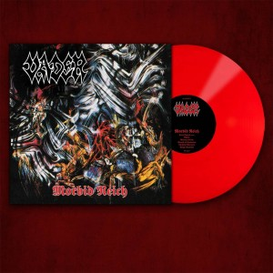 VADER - MORBID REICH (LP GATEFOLD RED VINYL LIMIT 500 COPIES)
