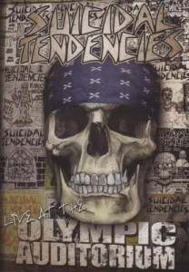 SUICIDAL TENDENCIES - LIVE AT THE OLYMPIC AUDITORIUM (DVD)