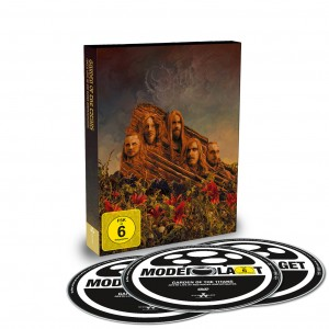 OPETH - GARDEN OF THE TITANS: LIVE AT REDROCKS AMPHITHEATRE (DVD+2CD DIGIPACK)