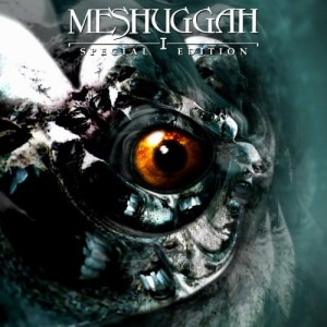MESHUGGAH - I SPECIAL EDITION (LP)
