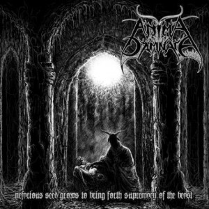 ANIMA DAMNATA - NEFARIOUS SEED GROWS TO BRING FORTH SUPREMACY OF THE BEAST (LP)