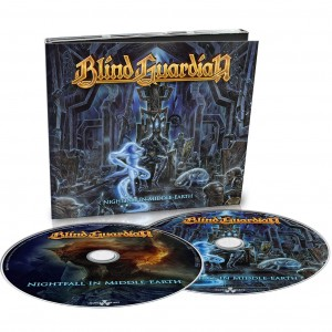 BLIND GUARDIAN - NIGHTFALL IN MIDDLE-EARTH REMIXED REMASTERED (2CD DIGIPACK)