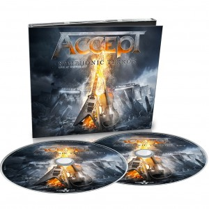 ACCEPT - SYMPHONIC TERROR LIVE AT WACKEN 2017 (2CD DIGIPACK)