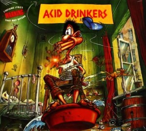 ACID DRINKERS - ARE YOU A REBEL ? (CD)