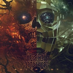 THE ZENITH PASSAGE - SOLIPSIST (CD)