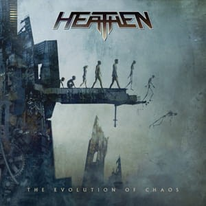HEATHEN - THE EVOLUTION OF CHAOS (CD)