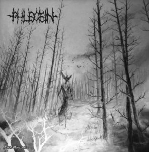 PHLEGEIN - FROM THE LAND OF DEATH (LP)