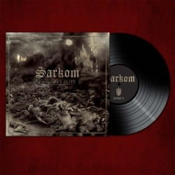 SARKOM - DOOMSDAY ELITE (LP LIMIT 444 COPIES)