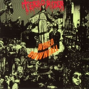 TERRORIZER - WORLD DOWNFALL (CD)